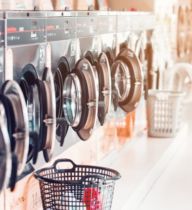 Commercial Washers for Laundromats