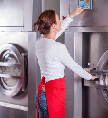 Commercial Washers for Hotels Bloomington IL