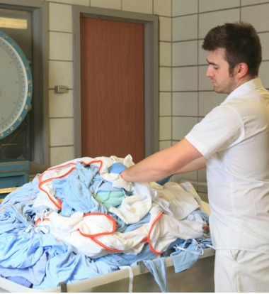 Industrial Laundry Machines for Hospitals