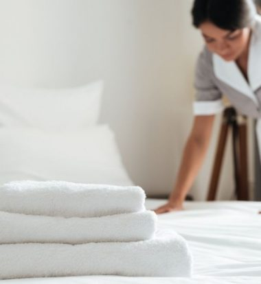 The Impact of Clean Hotel Linens on Guest Satisfaction