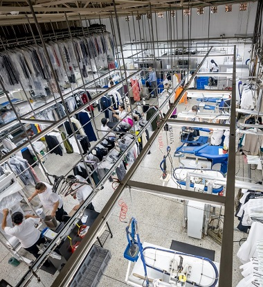 Cleaners and the Dry-Cleaning Industry