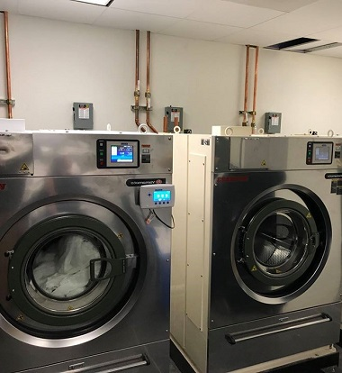 Commercial Washers for Athletic Facilities