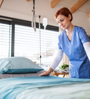 Commercial Washers & Dryers for Healthcare